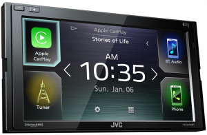 Car Audio - Head Units - JVC - JVC KW-M740BT 2-DIN AV Receiver