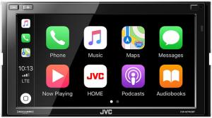 JVC - JVC KW-M740BT 2-DIN AV Receiver - Image 3