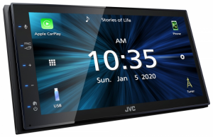 Car Audio - Head Units - JVC - JVC KW-M56BT 2-DIN AV Receiver