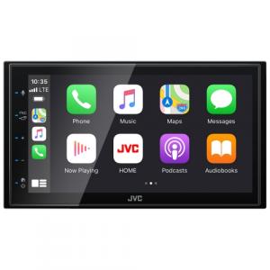 JVC - JVC KW-M560BT 2-DIN AV Receiver - Image 4
