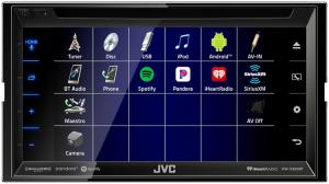 JVC - JVC KW-V350BT 2-DIN AV Receiver - Image 4