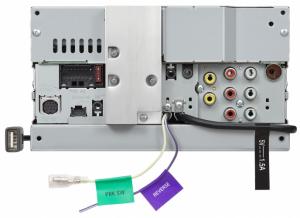 JVC - JVC KW-V350BT 2-DIN AV Receiver - Image 5