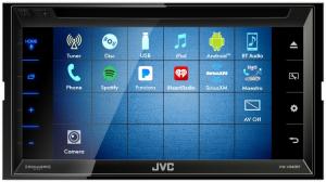 JVC - JVC KW-V340BT 2-DIN AV Receiver - Image 5