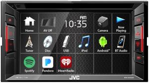 JVC - JVC KW-V240BT 2-DIN AV Receiver - Image 5