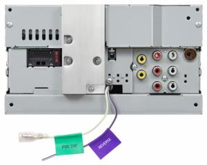 JVC - JVC KW-V240BT 2-DIN AV Receiver - Image 6