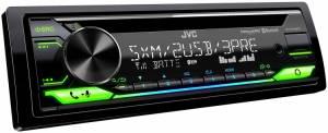 JVC - JVC KD-T915BTS 1-DIN CD Receiver - Image 2