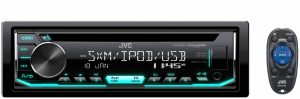 JVC - JVC KD-R690S 1-DIN CD Receiver - Image 2