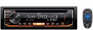 JVC - JVC KD-R690S 1-DIN CD Receiver - Image 3