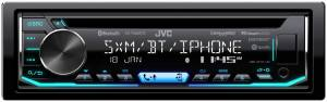 Car Audio - Head Units - JVC - JVC KD-T900BTS 1-DIN CD Receive