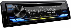 Car Audio - Head Units - JVC - JVC KD-TD91BTS 1-DIN CD Receiver