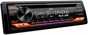 JVC - JVC KD-TD91BTS 1-DIN CD Receiver - Image 2