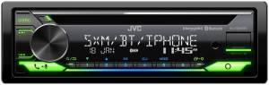 JVC - JVC KD-TD91BTS 1-DIN CD Receiver - Image 3