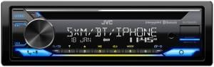 JVC - JVC KD-TD91BTS 1-DIN CD Receiver - Image 4