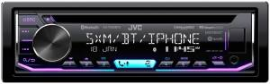 Car Audio - Head Units - JVC - JVC KD-TD90BTS 1-DIN CD Receiver