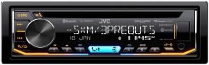 JVC - JVC KD-T805BTS 1-DIN CD Receiver - Image 2