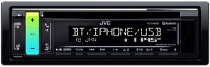 Car Audio - Head Units - JVC - JVC KD-R890BT 1-DIN CD Receiver