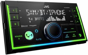 JVC - JVC KW-X840BTS 2-DIN Digital Media Receiver - Image 2