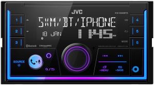 JVC - JVC KW-X840BTS 2-DIN Digital Media Receiver - Image 4