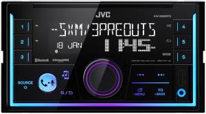 JVC - JVC KW-X830BTS 2-DIN Digital Media Receiver
