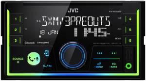 JVC - JVC KW-X830BTS 2-DIN Digital Media Receiver - Image 3