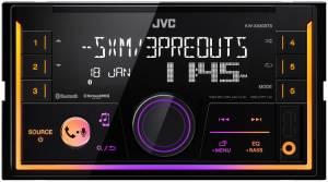 JVC - JVC KW-X830BTS 2-DIN Digital Media Receiver - Image 4