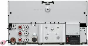 JVC - JVC KW-X830BTS 2-DIN Digital Media Receiver - Image 5