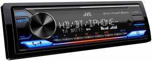 Car Audio - Head Units - JVC - JVC KD-X470BHS Digital Media Receiver