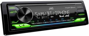 Car Audio - Head Units - JVC - JVC KD-X370BTS Digital Media Receiver