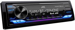 JVC - JVC KD-X370BTS Digital Media Receiver - Image 3