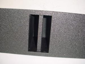 Audio Dynamics [HON-700] 2006-2017 Honda Rigeline ported poly Sub Box
