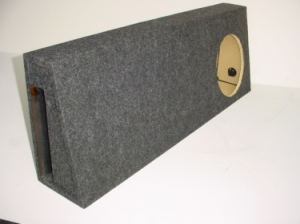 Audio Dynamics - Audio Dynamics 45-1x12 SPL Sub Box