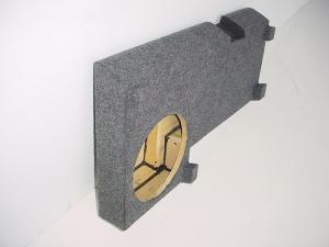 Audio Dynamics [Hummersut] Hummer H2 SUT single Sub Box