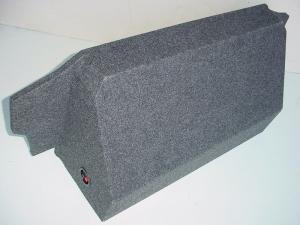 Audio Dynamics - Audio Dynamics [INF-503] 2003-2006- Infiniti G35 Sedan Custon Sub Box - Image 1