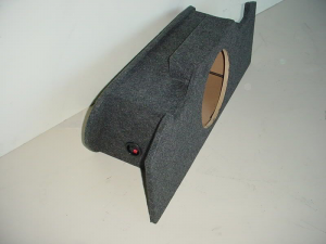 Audio Dynamics - Audio Dynamics [infing351-12] 2003-2008 Infiniti G-35 Single 12'' Sub Box - Image 2