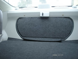 Audio Dynamics - Audio Dynamics [infing351-12] 2003-2008 Infiniti G-35 Single 12'' Sub Box - Image 3