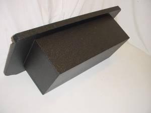 Custom Subwoofer Boxes - Chevy / GMC - Audio Dynamics - Audio Dynamics [avaljumbo] 2002-2016 Chevy Avalanche or Cadillac EXT Jumbo Poly Sub Box
