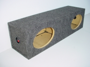Custom Subwoofer Boxes - 6x9 Boxes - Audio Dynamics - Audio Dynamics [6X9SQ] 6x9 SQ