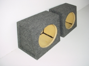 Custom Subwoofer Boxes - 6x9 Boxes - Audio Dynamics - Audio Dynamics [6X9S] 6x9 S Price For Pair