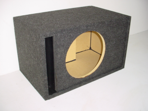 Custom Subwoofer Boxes - Slotted Port - Audio Dynamics - Audio Dynamics [HB 24 1x12 S] Single 12'' Slot Ported