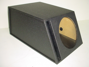 Custom Subwoofer Boxes - Slotted Port - Audio Dynamics - Audio Dynamics [22-1x15spl1] Single 15'' Transmission Lines Slot Ported Sub Box