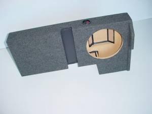 Custom Subwoofer Boxes - Chevy / GMC - Audio Dynamics - Audio Dynamics [1/2chcrewhd] 2001-2007 Chevy Crew Cab Heavy Duty Single Sub Box