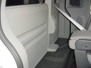 Audio Dynamics - Audio Dynamics [04fordregcab] 2004-2008 Ford Reg Cab Carpeted Dual 10'' or 12'' Sub Box