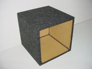 Custom Subwoofer Boxes - Hatchback/Trunk - Audio Dynamics - Audio Dynamics [HB SOLO15L7]