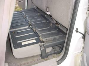 Custom Subwoofer Boxes - Ford - Audio Dynamics - Audio Dynamics [97fordjumbo] 1997-1999 Ford F150 ext. cab Jumbo Sub Box