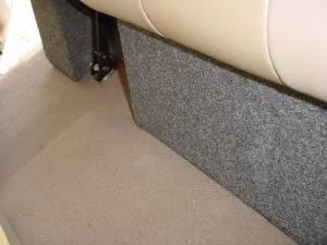 Custom Subwoofer Boxes - Ford - Audio Dynamics - Audio Dynamics [FD-103] 2001-2003 Ford F-150 Supercrew Sub Box 2X10