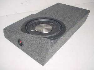 Audio Dynamics - Audio Dynamics [1/204df12''p] 2004-2008 Ford F150 Ext. Cab Supercrew 1-12'' Sub Box