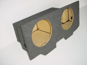 Audio Dynamics [96-02CAM] 1996-2002 Camaro / Firebird F-Body Trunk Sub Box