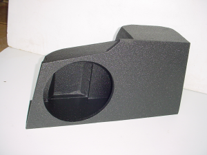 Audio Dynamics [campocpasspo] 2010-2012 Camaro pocket passenger side Sub Box