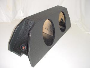 Audio Dynamics [CAM-107] 2013 and 2015 Chevy Camaro Poly Trunk Sub Box