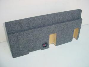 Custom Subwoofer Boxes - Toyota - Audio Dynamics - Audio Dynamics [toyprerunner] 2001 Up Toyota Tacoma Prerunner 1-10'' Sub Box
